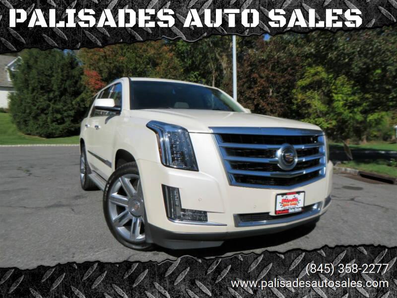 2015 Cadillac Escalade for sale at PALISADES AUTO SALES in Nyack NY