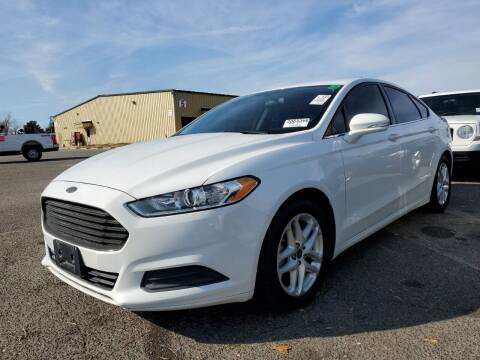 2013 Ford Fusion for sale at Matthew's Stop & Look Auto Sales in Detroit MI