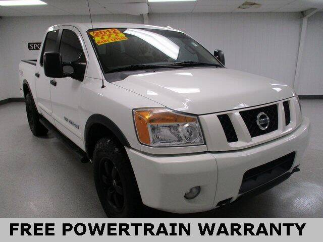 2012 Nissan Titan for sale at Sports & Luxury Auto in Blue Springs MO