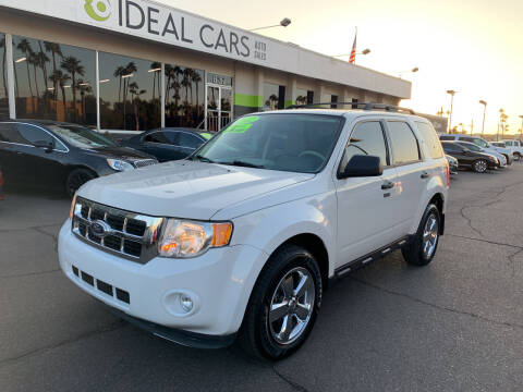 2012 Ford Escape for sale at Ideal Cars Broadway in Mesa AZ