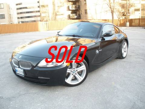 2006 BMW Z4 for sale at Autobahn Motors USA in Kansas City MO