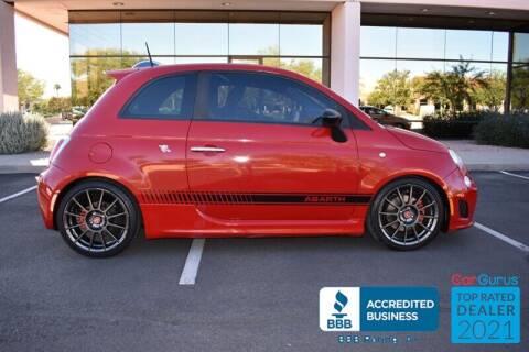 2013 FIAT 500 for sale at GOLDIES MOTORS in Phoenix AZ