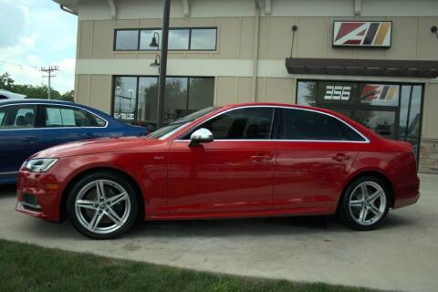 2018 Audi S4 for sale at Auto Assets in Powell OH