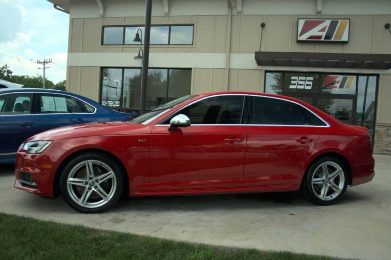 2018 Audi S4 for sale in Powell, OH