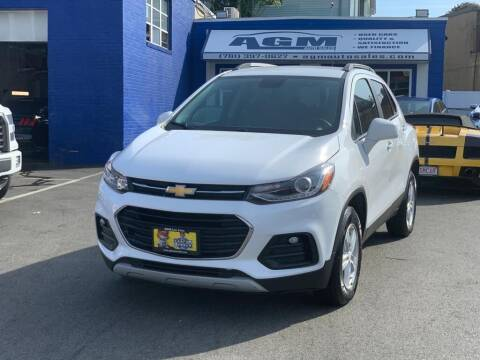 2017 Chevrolet Trax for sale at AGM AUTO SALES in Malden MA