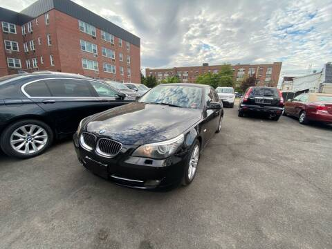 2010 BMW 5 Series for sale at OFIER AUTO SALES in Freeport NY