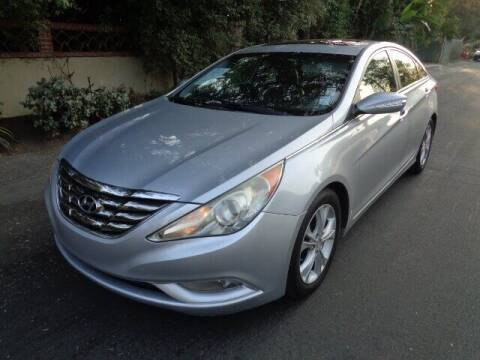 2011 Hyundai Sonata for sale at Boktor Motors in North Hollywood CA