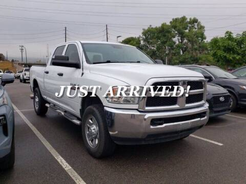 2015 RAM Ram Pickup 2500 for sale at EMPIRE LAKEWOOD NISSAN in Lakewood CO