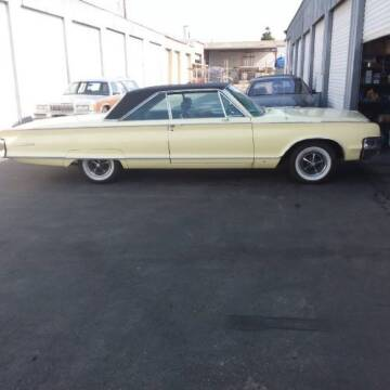 1965 Chrysler 300 for sale at Classic Car Deals in Cadillac MI