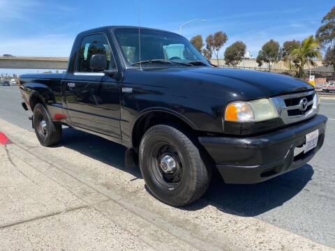 2004 Mazda B-Series Truck for sale at Beyer Enterprise in San Ysidro CA