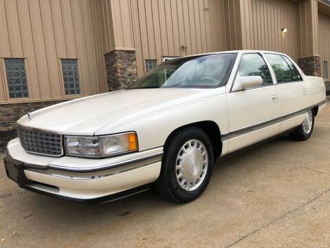 1996 Cadillac DeVille for sale at Prime Auto Sales in Uniontown OH