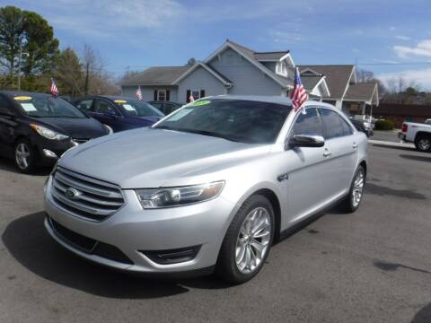2015 Ford Taurus for sale at Rob Co Automotive LLC in Springfield TN