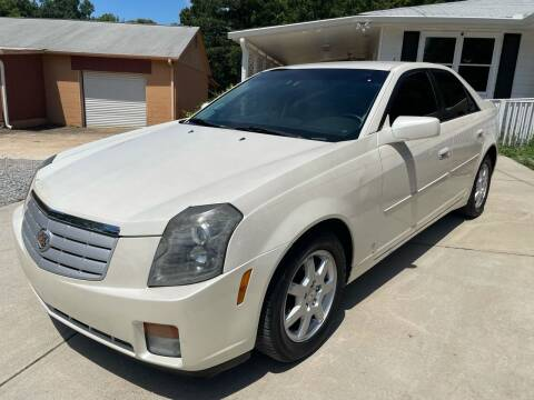 2007 Cadillac CTS for sale at Efficiency Auto Buyers in Milton GA