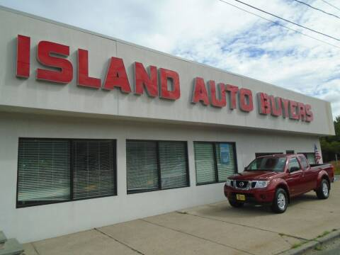 2015 Nissan Frontier for sale at Island Auto Buyers in West Babylon NY