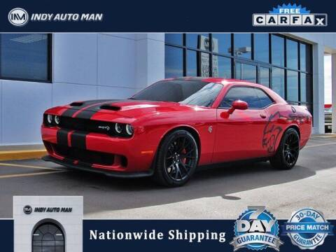 2019 Dodge Challenger for sale at INDY AUTO MAN in Indianapolis IN