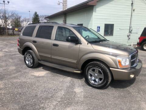2004 Dodge Durango for sale at Superior Auto Sales in Duncansville PA