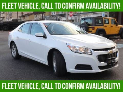 2016 Chevrolet Malibu Limited for sale at Bob Weaver Auto in Pottsville PA