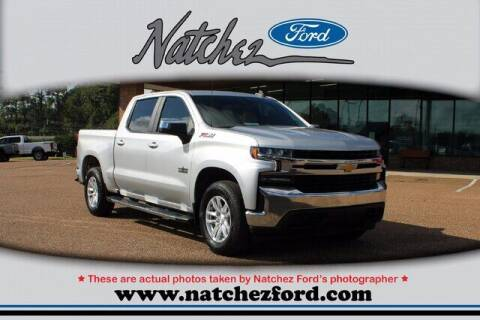 2019 Chevrolet Silverado 1500 for sale at Auto Group South - Natchez Ford Lincoln in Natchez MS