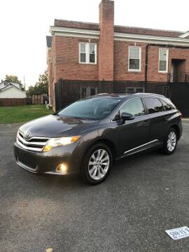 2014 Toyota Venza for sale at All American Imports in Arlington VA