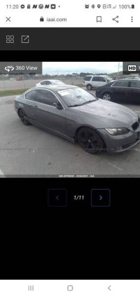 2008 BMW 3 Series for sale at Williams Auto Finders in Durham NC