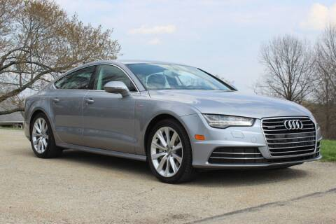 2016 Audi A7 for sale at Harrison Auto Sales in Irwin PA