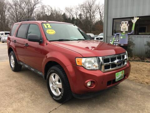 2012 Ford Escape for sale at Torx Truck & Auto Sales in Eads TN