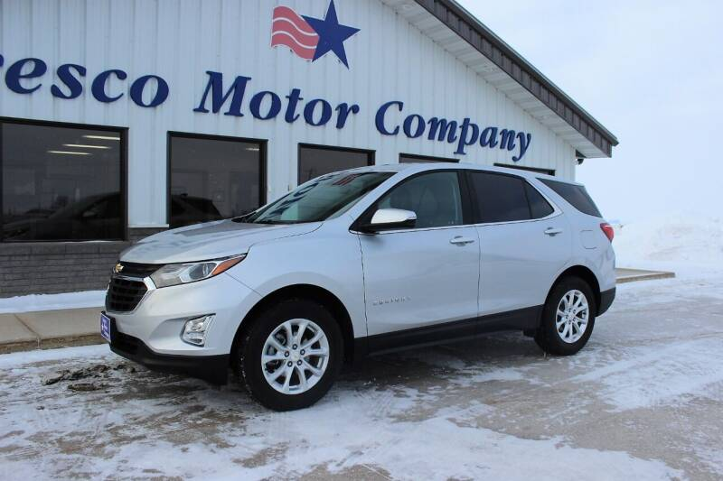 2019 Chevrolet Equinox for sale at Cresco Motor Company in Cresco IA