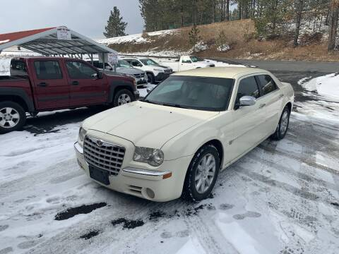 2007 Chrysler 300 for sale at CARLSON'S USED CARS in Troy ID