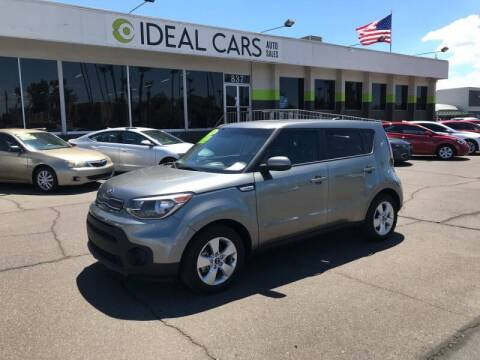 2019 Kia Soul for sale at Ideal Cars Apache Trail in Apache Junction AZ