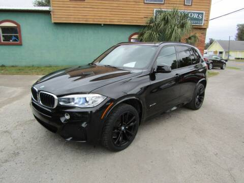 2015 BMW X5 for sale at S & T Motors in Hernando FL