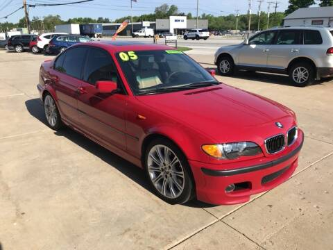 2005 BMW 3 Series for sale at Auto Import Specialist LLC in South Bend IN