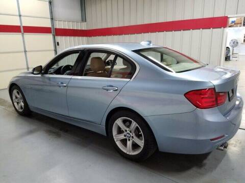 2015 BMW 3 Series for sale at CBS Quality Cars in Durham NC