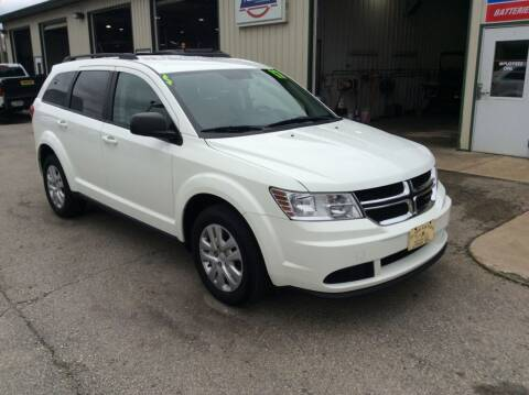 2017 Dodge Journey for sale at TRI-STATE AUTO OUTLET CORP in Hokah MN