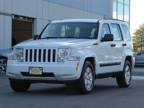 2012 Jeep Liberty for sale at Loudoun Used Cars - LOUDOUN MOTOR CARS in Chantilly VA