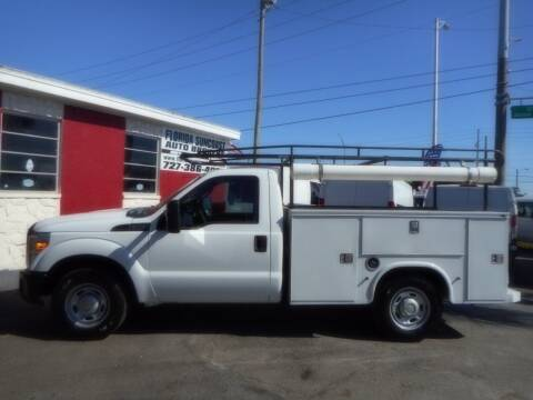 2014 Ford F-250 Super Duty for sale at Florida Suncoast Auto Brokers in Palm Harbor FL