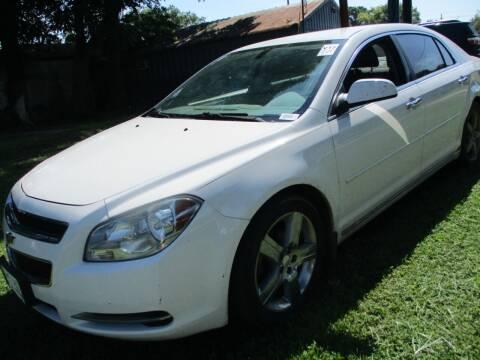 2012 Chevrolet Malibu for sale at Dons Carz in Topeka KS