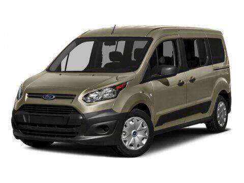 2016 Ford Transit Connect Wagon for sale at Distinctive Car Toyz in Pleasantville NJ