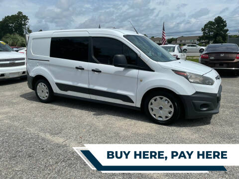 2014 Ford Transit Connect Cargo for sale at Rodgers Enterprises in North Charleston SC