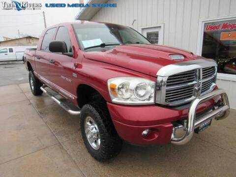2007 Dodge Ram Pickup 1500 for sale at TWIN RIVERS CHRYSLER JEEP DODGE RAM in Beatrice NE