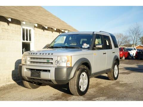 2006 Land Rover LR3 for sale at Cj king of car loans/JJ's Best Auto Sales in Troy MI