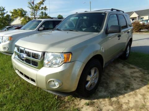 2011 Ford Escape for sale at Creech Auto Sales in Garner NC