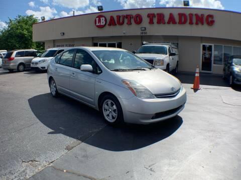 2006 Toyota Prius for sale at LB Auto Trading in Orlando FL