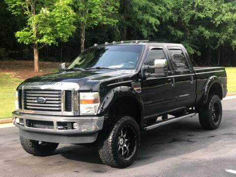 2009 Ford F-250 Super Duty for sale at Top Notch Luxury Motors in Decatur GA