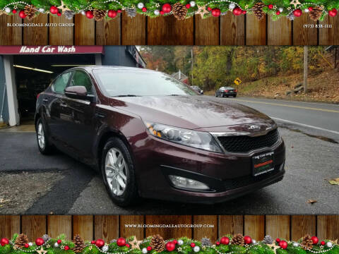 2013 Kia Optima for sale at Bloomingdale Auto Group in Bloomingdale NJ