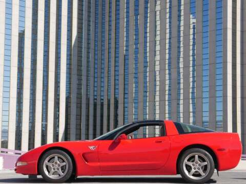 2003 Chevrolet Corvette for sale at Sierra Classics & Imports in Reno NV