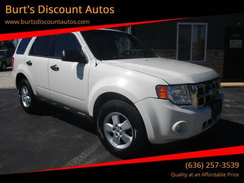 2010 Ford Escape for sale at Burt's Discount Autos in Pacific MO