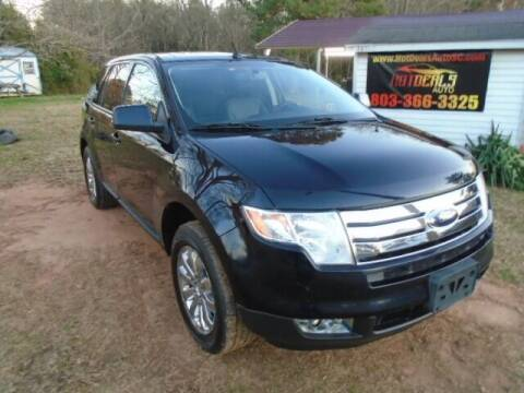 2008 Ford Edge for sale at Hot Deals Auto LLC in Rock Hill SC