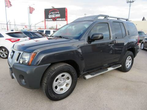 2012 Nissan Xterra for sale at Moving Rides in El Paso TX