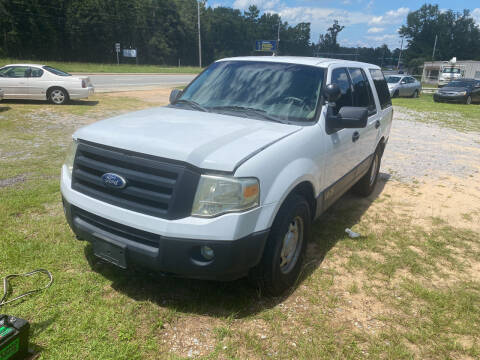 2010 Ford Expedition for sale at Nash's Auto Sales Used Car Dealer in Milton FL