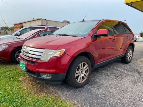 2007 Ford Edge for sale at McNamara Auto Sales - Red Lion Lot in Red Lion PA